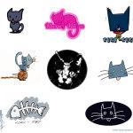 Iconos gatos