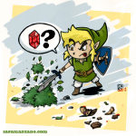 Link. The Legend of zelda FanArt por Sara Manzano