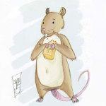 Pequeño raton